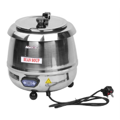Soup Kettle 10 Ltr - SB-6000SL
